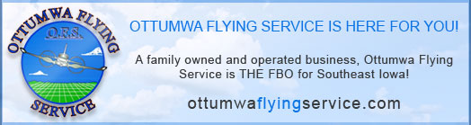 Ottumwa Flying Service - We're here for you!
